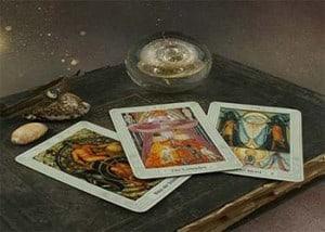 gledanje u tarot karte